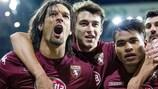 El Torino disfruta de una victoria europea
