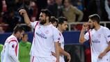 Vicente Iborra erzielte im Hinspiel den einzigen Treffer für Sevilla