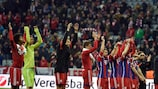 Bayern: take a bow