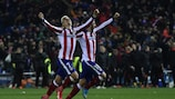 Atlético enjoy their penalty shoot-out win