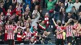 El Athletic Club conocerá su rival en el sorteo del viernes