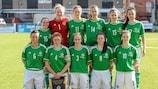 Northern Ireland will make their finals debut in 2017