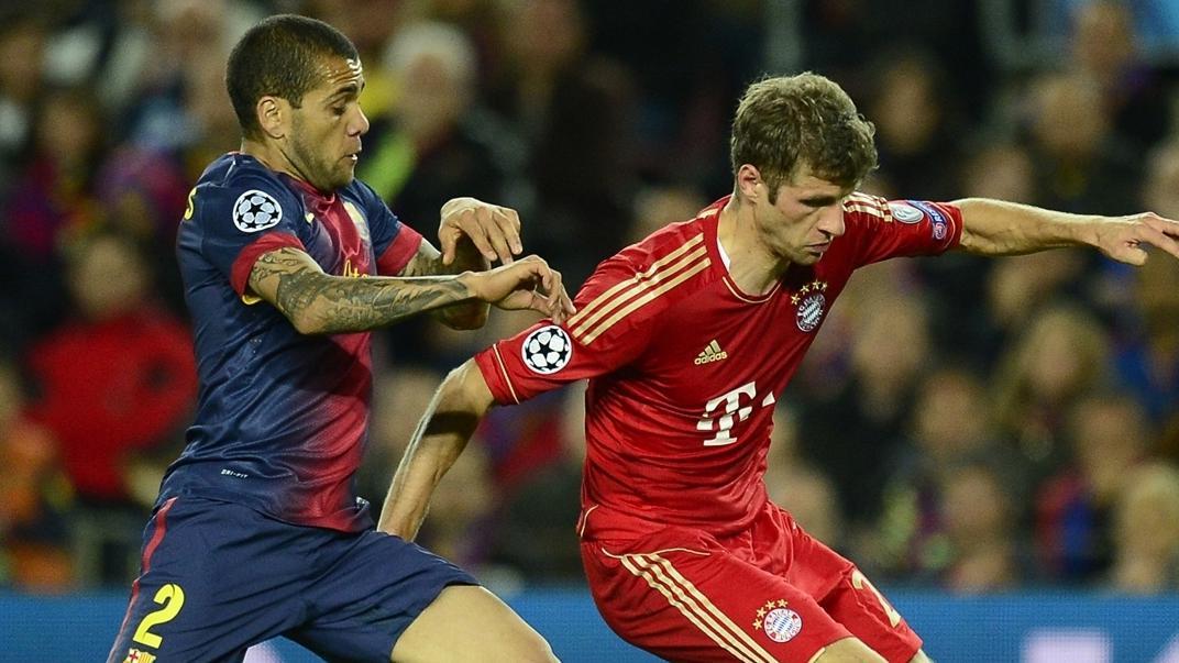 Bayern V Barcelona Previous Meetings Uefa Champions League Uefa Com