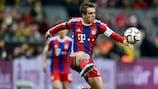 Philipp Lahm está de regresso após uma ausência de vários meses, devido a uma lesão no tornozelo