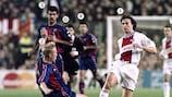 Snap shot: When Paris beat Barcelona's dream team