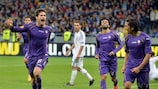 La Fiorentina logró empatar al final