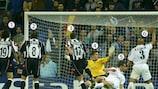 Foto: Trezeguet ajuda Juventus a afastar o Real