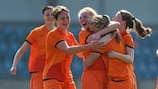 The Netherlands has been rewarded for its sides' behaviour in UEFA games
