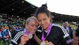 Mandy Islacker y Célia Šašic marcaron los goles del Frankfurt