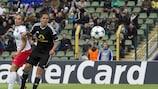 Селия Шашич забивает свой 14-й гол в турнире