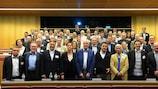 Photo du séminaire sur les contrôles antidopage