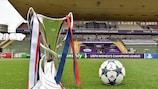 Champions League féminine, les engagées