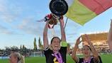 Relazione tecnica Women's Champions League: 2014/15