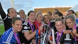 Frankfurt defend their title from Wednesday
