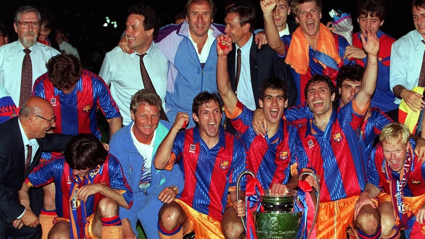 25 Years On Meet Barcelona S First European Champions Uefa Champions League Uefa Com
