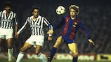 Steve Archibald's goal in 1986 put the teams' first UEFA competition encounter beyond Juventus