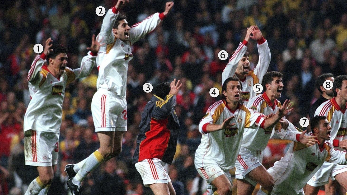 Snap Shot Galatasaray Win Historic Uefa Cup Uefa Europa League Uefa Com