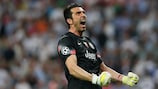 The UEFA Champions League is the title Gianluigi Buffon craves the most