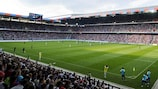 St. Jakob-Park, Basel: will you be there?