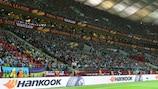 Hankook is official sponsor of the UEFA Europa League