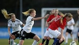 Norway defeated Germany 1-0 in March