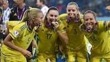 Relatório técnico do EURO Feminino Sub-19 2015