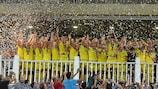 Сборная Швеции не отобралась на турнир в Словакии и не сможет защитить завоеванный в прошлом году титул