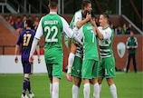 O New Saints vai defrontar o Videoton depois de afastar o Tórshavn