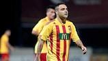 Fabrizio Miccoli marcou um golo e fez uma assistência no triunfo do Birkirkara na Arménia