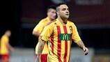 Fabrizio Miccoli marcó un gol y dio otro en el triunfo del Birkirkara en Armenia