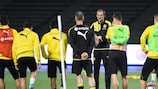 Thomas Tuchel will lead Dortmund for the first time on Thursday