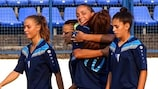 Women's Champions League qualifying round-up
