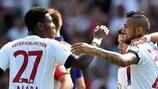 Bayern feierte einen Pflichtsieg im DFB-Pokal, Arturo Vidal erzielte dabei sein erstes Tor