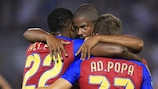 Steaua will aim for a joint record fifth win