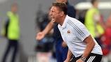 Zoran Barisic war trotz des Scheiterns stolz auf sein Team