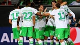 Wolfsburg are back in the UEFA Champions League