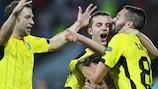 Prolific play-off specialists Dinamo Zagreb