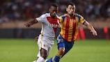 El Mónaco, que se enfrentará al Vilarreal en el play-offs, perdió ante el Valencia en esta ronda la temporada pasada