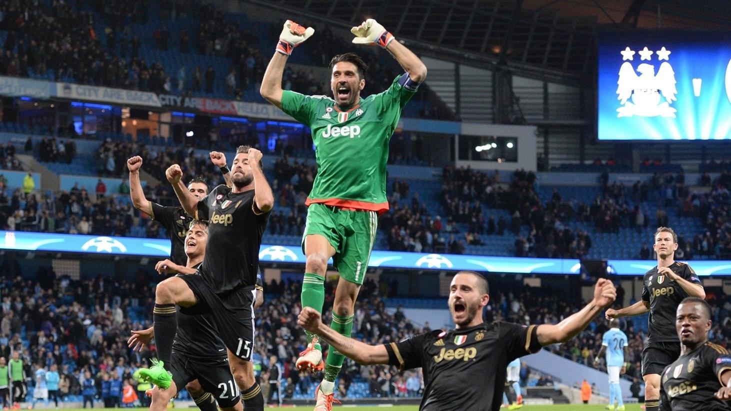 2015 Highlights Man City 1 2 Juventus Uefa Champions League Uefa Com