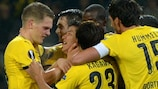Park salva al Dortmund
