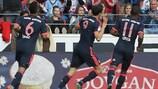 Benfica vence, Porto empata e Messi lesiona-se