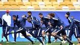 David Luiz is Paris's only doubt