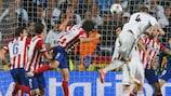Sergio Ramos scores Real Madrid's late equaliser