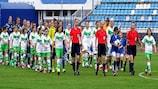 El Spartak Subotica se enfrentó al Wolfsburgo la semana pasada