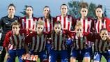 Atlético Madrid zeigte eine starke Leistung