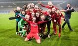 Twente ist das einzige Team, das aus der Qualifikation noch übrig ist