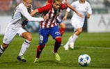 Can Atlético upset Lyon, having beaten Zorkiy in the round of 32?