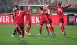 Twente upset Bayern last season