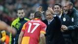 O golo de Burak Yılmaz, que deu a vitória frente ao Manchester United, foi vital para o apuramento do Galatasaray em 2012/13