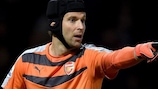 Petr Čech put in a commanding performance against Bayern